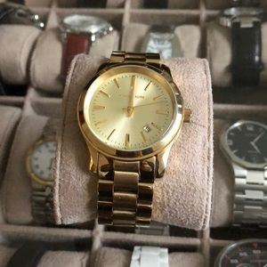 Gold Michael Kors